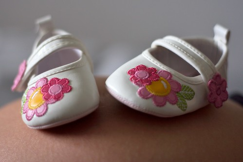 Babyshoes by Georg F. Klein