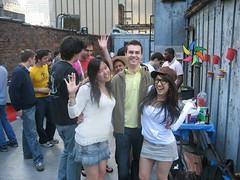 (mizmareck) Tags: roof party pose piotr emerson cheesey sarachai jearybeals cincodemayyo mikecasertano lianimal