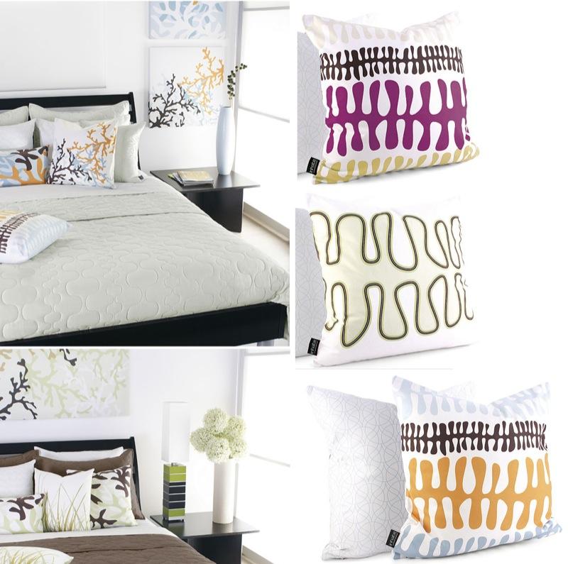 Inhabit Living *New* Bedding + Lamps