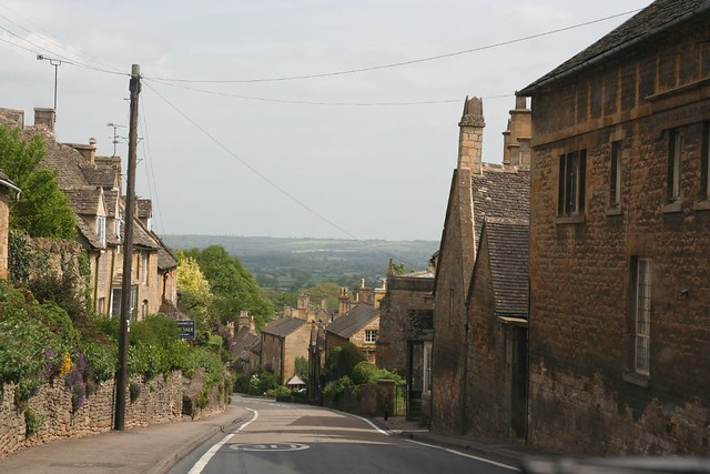 a cotswolds village