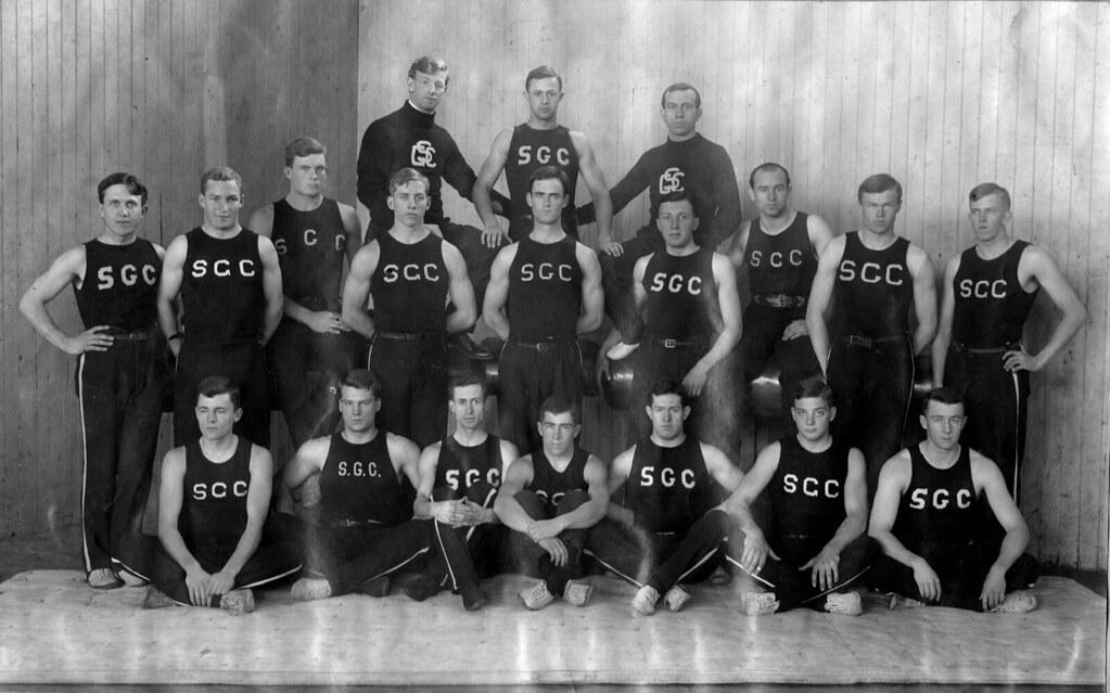 Stanford Gymnastics Club