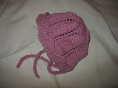 Baby Bonnet Side