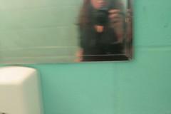 blurry birthday pic.