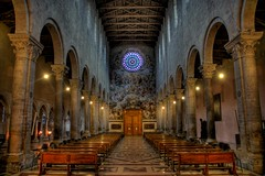 Todi Cathedral - by Rickydavid