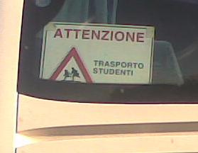 Attenti agli studenti