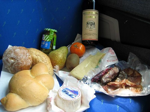 Ending how we started - with a train picnic