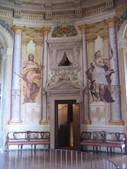 La Rotunda (bunburyd) Tags: italy interior rotunda fresco vicenza palladio villacapra
