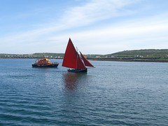Hooker (CutanBurn) Tags: life ireland boat bad ronan cille hooker leath mhor oilean