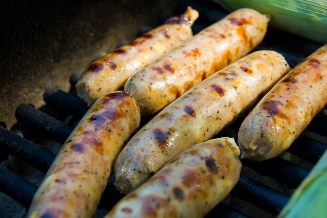 Chicken Apple Sausage