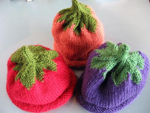 vegie hats