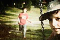 Al parco - by Iguana Jo