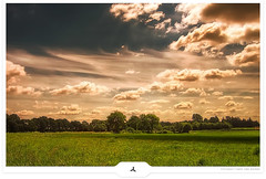 Cheerful Overcast (Gert van Duinen) Tags: holland nature netherlands clouds bravo digitalart overcast explore landschaft 800views drenthe landschap v800 landschape f60 topf60 topv800 60f 800v explored dutchartist abigfave landschaftsaufnahme superbmasterpiece beyondexcellence superhearts valthe 5560faves hdrpro gertvanduinen swayingtrailofclouds