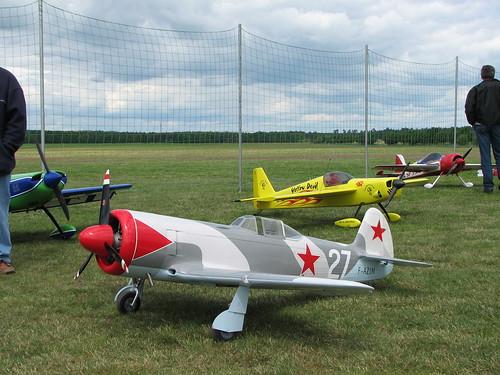 Jakowlew Jak-3UPW