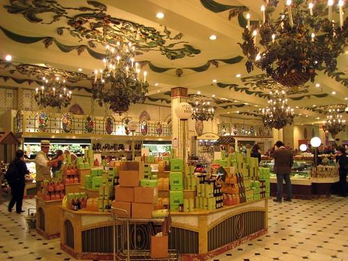 Vegetable chandeliers