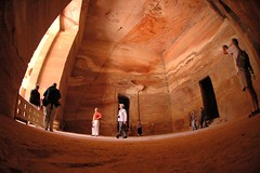 Inside Khanz (Fispace) Tags: superb petra fisheye jordan supershot
