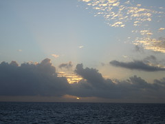 Sunset on the reef1