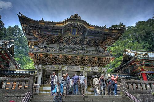 Big Temple at Nikko!
