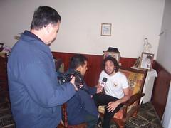 Intervista a Canal 2 Concepcion del Uruguay (www.ilcamminodellamusica.it) Tags: argentina entrerios concepcindeluruguay