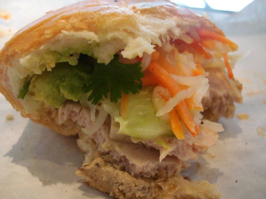 Innards, Banh Mi from Boi to Go, Midtown NYC