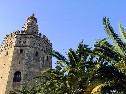 Seville- Torre del Oro