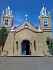 Church (Qooler Wyatt) Tags: oldtownalbuquerque