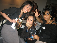 Aileen, Priscilla (no prize), Divya