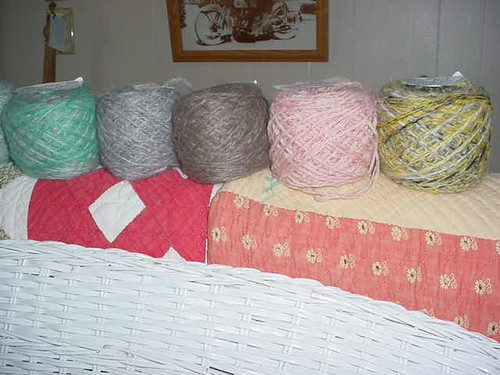 Living Water Farms Yarn