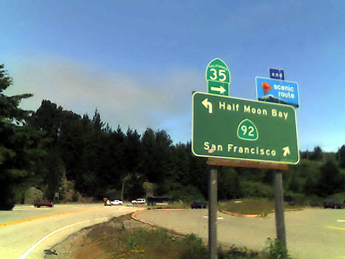Hwy 35 and Hwy 92