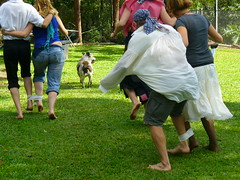 Three Legged Race