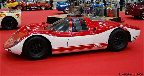 Nissan R380 Race Car