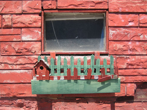 South Slope Birdhouse