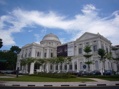 singapore national museum, fort canning road