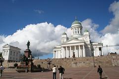Helsinki Cathedral (PacoBellido) Tags: finland helsinki travels europa europe viajes oldcity finlandia senaatintori impressedbeauty travelerphotos