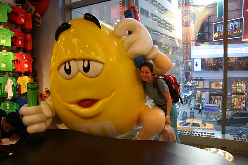 That's me with M&M's Yellow :D