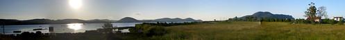 Ría Asón Panorama