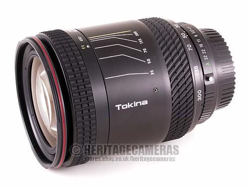 Tokina AF353 35-300mm