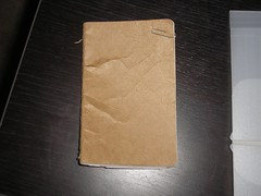 Moleskine Cahier Notebook - Closed
