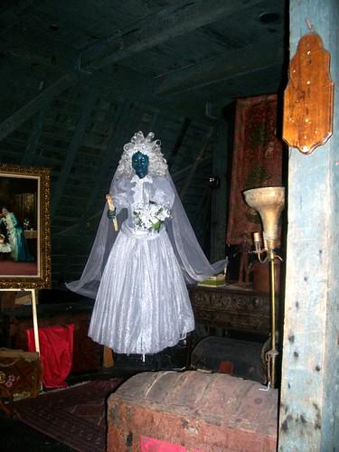 Secret Haunted Mansion Portrait Page 7 Wdwmagic
