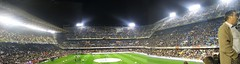 Mestalla - Valencia (Not forgotten) Tags: barcelona valencia football barca stadium soccer ground arena estadio futbol mestalla floodlights thebeautifulgame valenciacf primeraliga