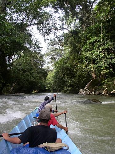Aventura al aire libre en Sarawak