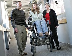 where's the virtual upright wheel-chair?