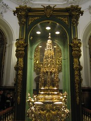 Mezquita monstrance