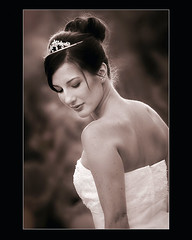 Sepia Bride - Wedding Bridal Portrait - Arizona (ACME-Nollmeyer) Tags: wedding arizona portrait phoenix sepia bride acme bridal acmephotographynet phonician