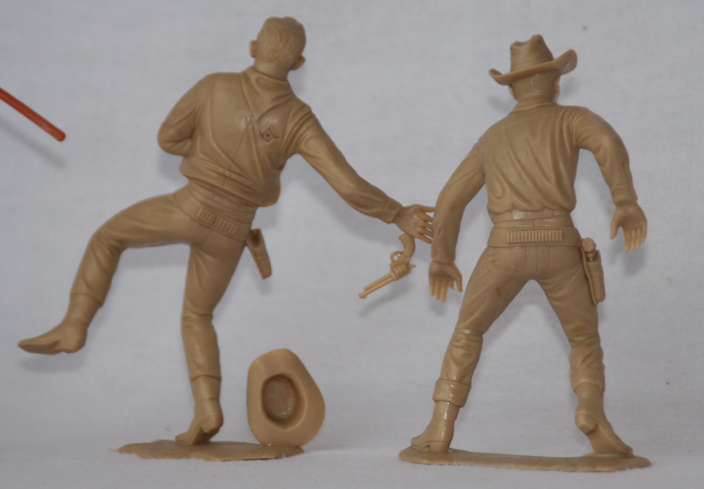 Shot Cowboy Toy (back)