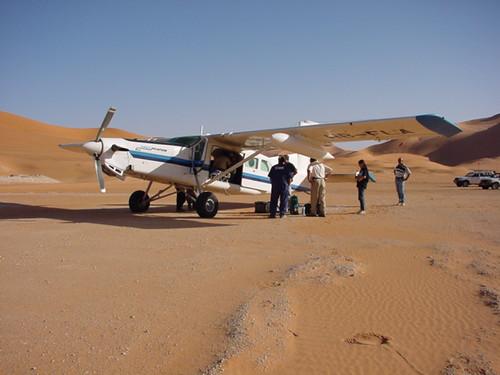 Sahara Desert Algeria 2nd November 2000 by loose_grip_99