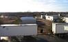 View from the Ramada Inn in Joplin, Missouri
