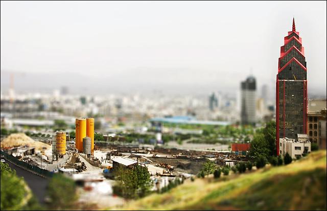 miniature tehran