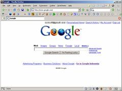FirefoxとGoogleの収益の関係