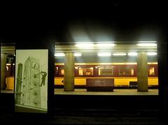 transit (malidinapoli) Tags: light brussels art train wow underground subway licht arte belgium belgique belgie gare metro lumire kunst mtro bruxelles zug bahnhof international ubahn centraalstation brssel brussel stazione treno luce trein untergrund babel belgien belgio garecentral mtromorphoses bazarts