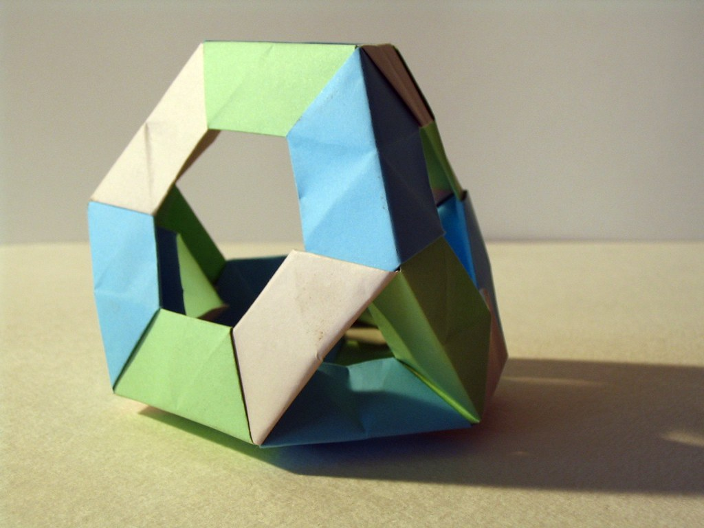 The World's newest photos of origami and poliedro - Flickr ... - photo#49